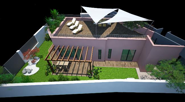 Finale ligure varigotti 50 mt mare villa nuova costruzione for Case di lusso di nuova costruzione